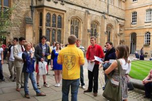 Oxford - Open day