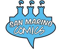 San Marino Comics logo