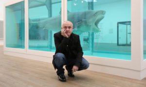 Damien Hirst e lo squalo