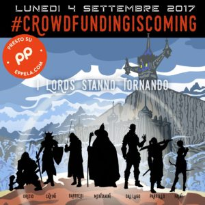 Crowfunding fantasy is coming