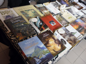 libri tolkieniani in francese