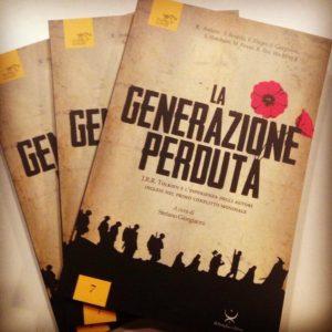 La generazione perduta - a cura di Stefano Giorgianni - delmiglio edizioni