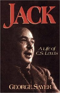 Jack. A Life of C. S. Lewis - George Sayer