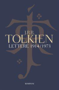"""Libro: copertina """"Lettere 1914-1973"""""""