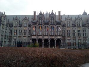 Palazzo dei Principi-Vescovi - Liège 2018