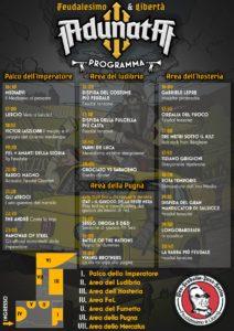 3 adunata FeL - programma