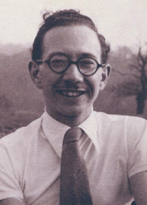 Eric Stanley nel 1945