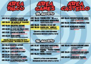 Castro Summer Comics 2018 - programma