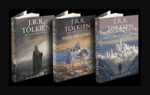 I Figli di Hurin, Beren e Luthien e La Caduta di Gondolin