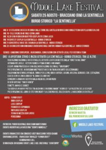 Middle Lake Festival 2018 - programma