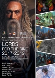 Lords for the Ring - La Collezione