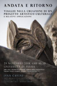 Andata e Ritorno, viaggio nella creazione di un progetto artistico-culturale - Università di Parma