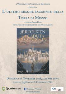 L'ultimo grande racconto della Terra di Mezzo - Rohirrim Verona
