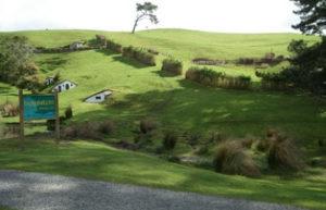 Hobbiton - Nuova Zelanda