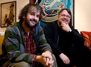 Pater Jackson e Gullermo Del Toro