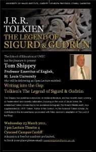 Conferenza Tom Shippey