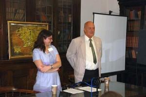 Dimitra Fimi e Tom Shippey