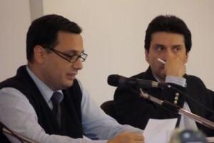 """Convegno """"Tolkien e la filosofia"""": Andrea Monda e Claudio Testi"""