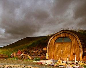 Piove su Hobbiton