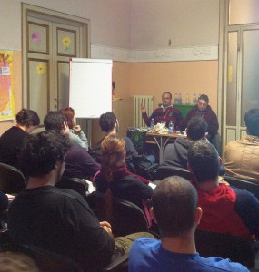 Seminari: Lucca Comics and Games 2012
