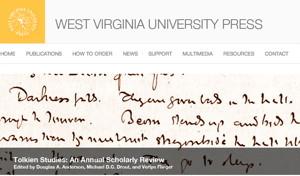 Sito della West Virginia University Press