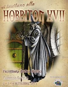 La locandina della Hobbiton XVIII - settembre 2011