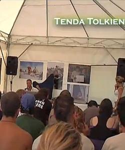 La Tenda Tolkien del Montelago Celtic Festival