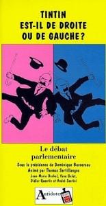 Convegno del 1999 su Tintin in Francia