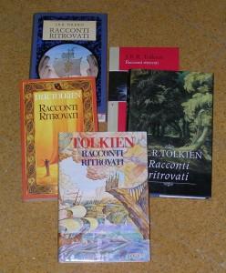Racconti Ritrovati di J.R.R. Tolkien