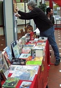 Stand dei libri