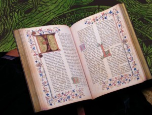 Codice miniato Edel Silmarillion