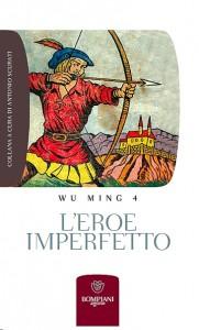 """Copertina """"L'eroe imperfetto"""""""