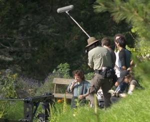 """Frodo riprese del film """"Lo Hobbit"""""""