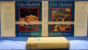 The Hobbit, prima edizione Usa