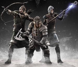 Tre eroi