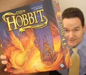 """Gioco da tavolo: """"Lo Hobbit"""" e Reiner Knizia"""