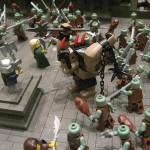 La battaglia del Pelennor al Brickworld 2011