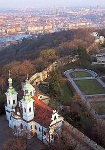 """Chiesa di San Lorenzo a Praga: una delle location del fan film """"Nienor Níniel"""""""