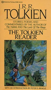 "Libro: ""The Tolkien Reader"""