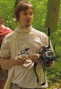 Michal Kàra, regista amatoriale di Praga