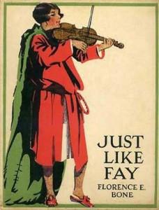 "Libro: ""Just like Fay"" di Florence Bone"