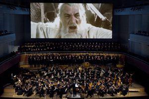 La Sinfonia del Signore degli Anelli di Howard Shore