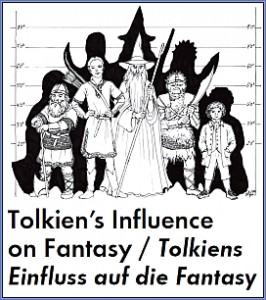 Poster del Tolkien Seminar di Jena 2012