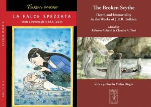 Le due copertine della Falce Spezzata e The Broken Scythe