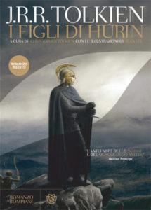 I Figli di Húrin - copertina di Alan Lee