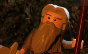 """Videogioco: """"Lego - Lord of the Rings"""""""