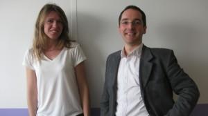 Cerisy: Anne Besson e Vincent Ferrè