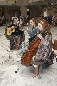 Musica: gruppo Cantlos
