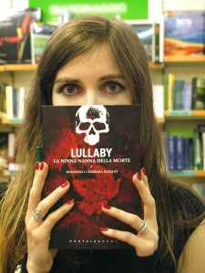 """Libro: """"Lullaby"""" di Barbara Baraldi"""