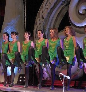 Le danze irlandesi del gruppo Gens d'Ys